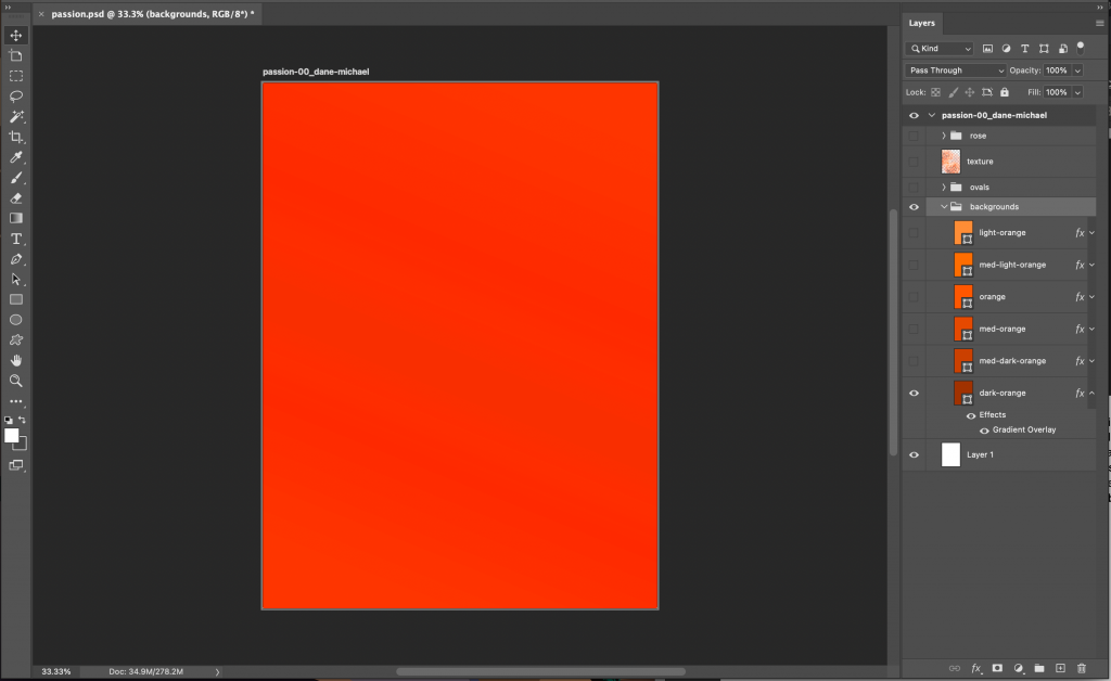 how to create an NFT adding color