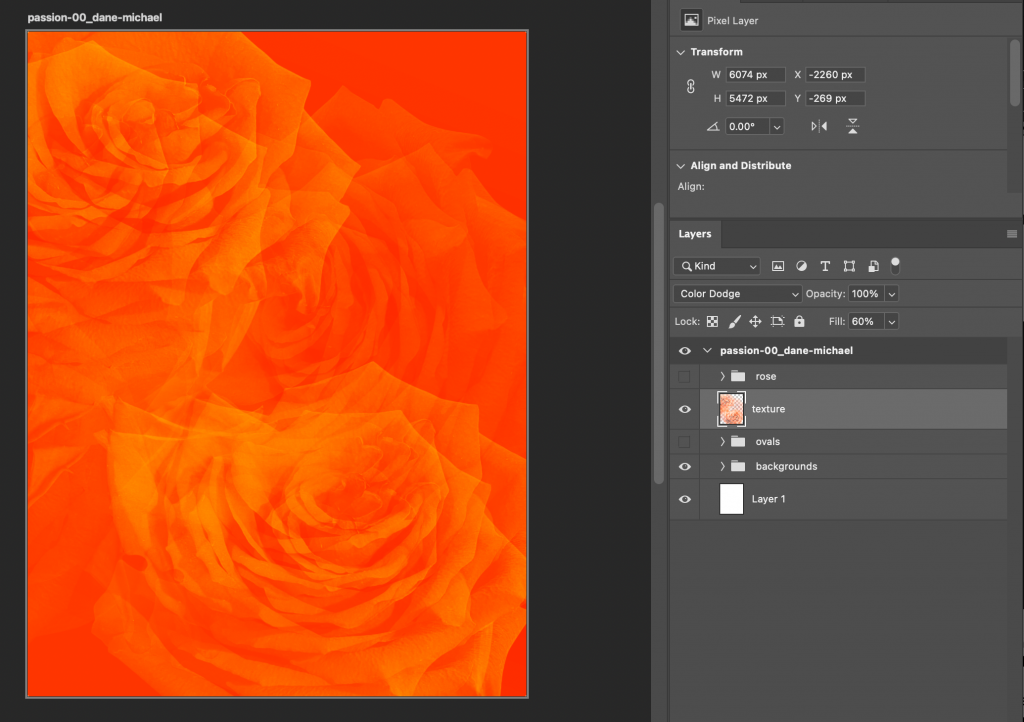 how to create an NFT adding texture