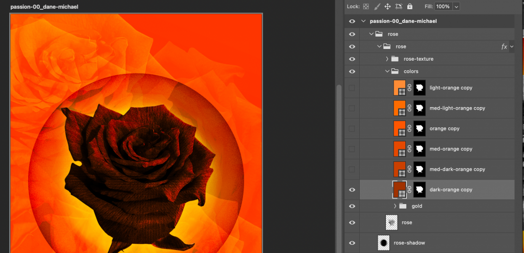 how to create an NFT layer masks